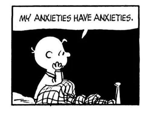 anxiety charlie