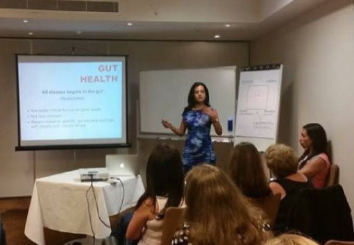 dr amy integrative doctor sydney seminar