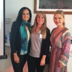 Good Health Good Life Seminar, Northern Beaches, Sydney - with organiser Tracy and Nutritionist Fiona